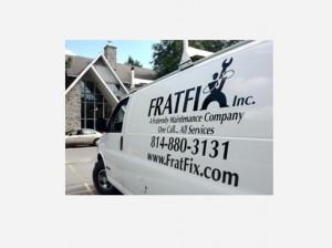 FratFix Van