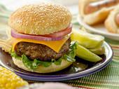 Meals Hamburger